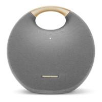 قیمت خرید فروش اسپیکر بلوتوث وایرلس قابل شارژ هارمن کاردن Harman Kardon Onyx Studio 6 Grey