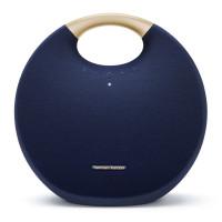 قیمت خرید فروش اسپیکر بلوتوث وایرلس قابل شارژ هارمن کاردن Harman Kardon Onyx Studio 6 Blue