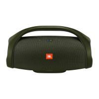 قیمت خرید فروش اسپیکر بلوتوث وایرلس قوی | قدرتمند قابل حمل قابل شارژ جی بی ال JBL Boombox Green