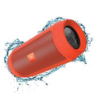 اسپیکر پرتابل بلوتوث ضد آب بی سیم وایرلس جی بی ال JBL Charge 2+ Orange