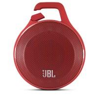 قیمت خرید فروش اسپیکر پرتابل بلوتوث قابل شارژ کوچک موبایل جی بی ال JBL Clip Red