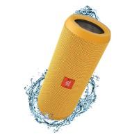 اسپیکر پرتابل ضد آب وایرلس بلوتوث بی سیم جی بی ال JBL Flip 3 Yellow