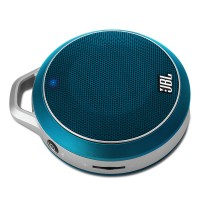 قیمت خرید فروش اسپیکر پرتابل وایرلس بلوتوث جی بی ال JBL Micro Wireless Blue
