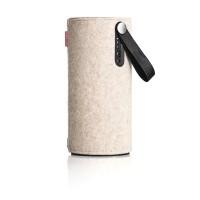 قیمت خرید فروش اسپیکر قابل حمل بلوتوث قابل شارژ وایرلس زیبا لیبراتون Libratone Zipp Almond Brown