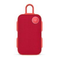 قیمت خرید فروش اسپیکر پرتابل قابل حمل وایرلس بلوتوث وای فای قابل شارژ ضد آب لیبراتون Libratone One Click Cerise Red