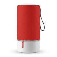 قیمت خرید فروش اسپیکر پرتابل قابل حمل وایرلس بلوتوث وای فای قابل شارژ ضد آب لیبراتون Libratone Zipp Victory Red