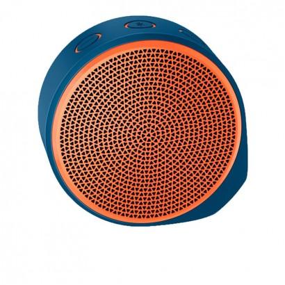 اسپیکر وایرلس لاجیتک Logitech X100 Orange
