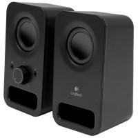 قیمت خرید فروش اسپیکر کامپیوتر رومیزی خانگی دو تکه لاجیتک Logitech Z150 Black