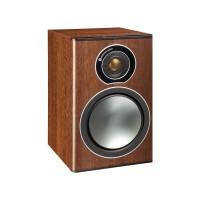 قیمت خرید فروش اسپیکر پسیو خانگی رومیزی | بوکشلف  قدرتمند مانیتور آدیو Monitor Audio Bronze 1 Walnut