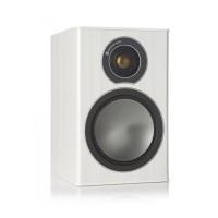 قیمت خرید فروش اسپیکر پسیو خانگی رومیزی | بوکشلف  قدرتمند مانیتور آدیو Monitor Audio Bronze 1 White