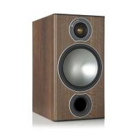 قیمت خرید فروش اسپیکر پسیو خانگی رومیزی | بوکشلف  قدرتمند مانیتور آدیو Monitor Audio Bronze 2 Walnut