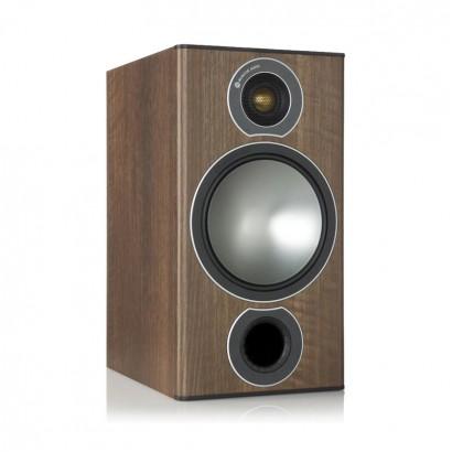اسپیکر خانگی مانیتور آدیو Monitor Audio Bronze 2 Walnut
