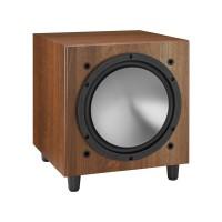 قیمت خرید فروش ساب ووفر اکتیو قدرتمند خانگی مانیتور آدیو Monitor Audio Bronze W10 Walnut