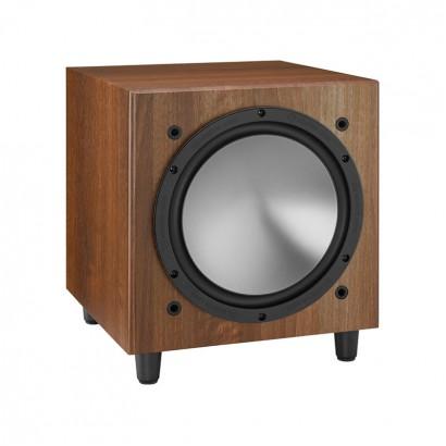 ساب ووفر اکتیو مانیتور آدیو Monitor Audio Bronze W10 Walnut