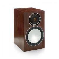 قیمت خرید فروش اسپیکر پسیو خانگی رومیزی | بوکشلف  قدرتمند مانیتور آدیو Monitor Audio Silver 1 Walnut