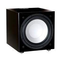 قیمت خرید فروش ساب ووفر اکتیو قدرتمند خانگی مانیتور آدیو Monitor Audio Silver W12 Gloss Black
