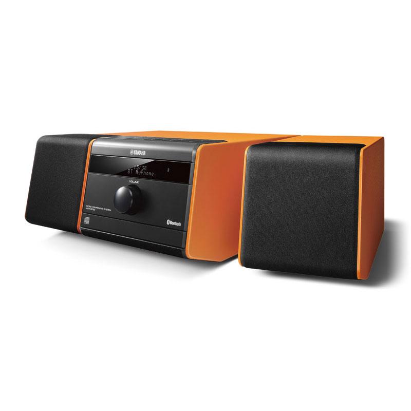 yamaha mcr b020 orange. Black Bedroom Furniture Sets. Home Design Ideas