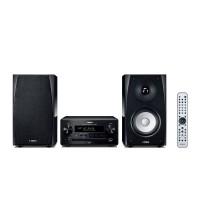 Yamaha MCR-N560 Black قیمت خرید و فروش اسپیکرهای رو میزی های فای بوکشلف آمپ آمپلیفایر دک  یاماها