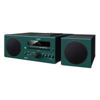 قیمت خرید فروش اسپیکر های فای وایرلس  فلش خور بلوتوث یاماها Yamaha MCR-B043 Dark Green