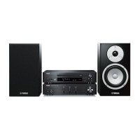 Yamaha MCR-N670 Black قیمت خرید و فروش اسپیکر رومیزی های فای بوکشلف مینی های فای دک آمپلیفایر یاماها