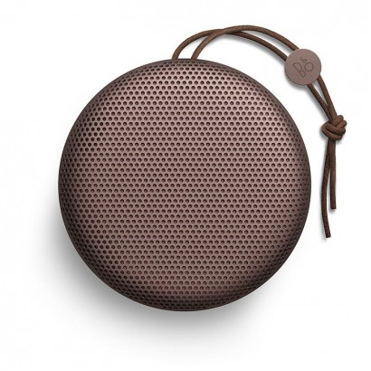 Beoplay A1 Deep Red by Bang & Olufsen