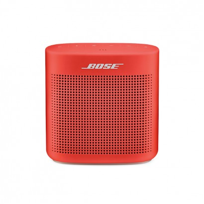 اسپیکر وایرلس بلوتوث ضد آب شارژی بوز Bose SoundLink Color II Coral Red