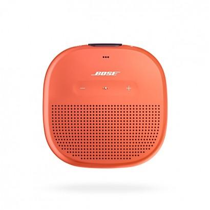 اسپیکر وایرلس بلوتوث ضد آب شارژی بوز Bose SoundLink Micro Bright Orange