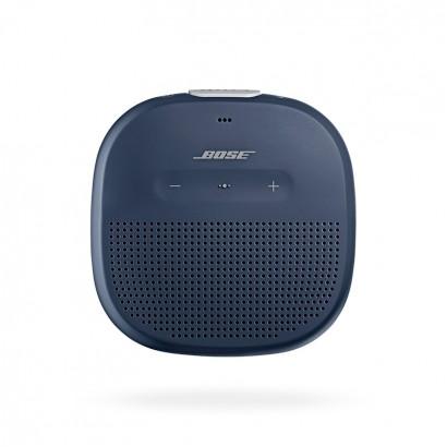 اسپیکر وایرلس بلوتوث ضد آب شارژی بوز Bose SoundLink Micro Midnight Blue