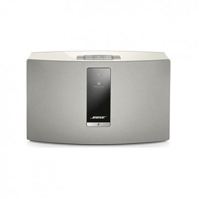 اسپیکر وایرلس بلوتوث خانگی رومیزی  Bose SoundTouch 20 White