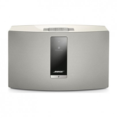 اسپیکر وایرلس بلوتوث خانگی رومیزی  Bose SoundTouch 30 White