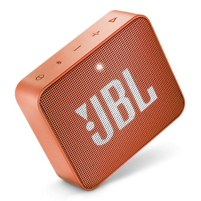 اسپیکر بلوتوث بی سیم قابل حمل پرتابل ضد آب واترپروف زیبا دارای رنگ بندی JBL GO 2