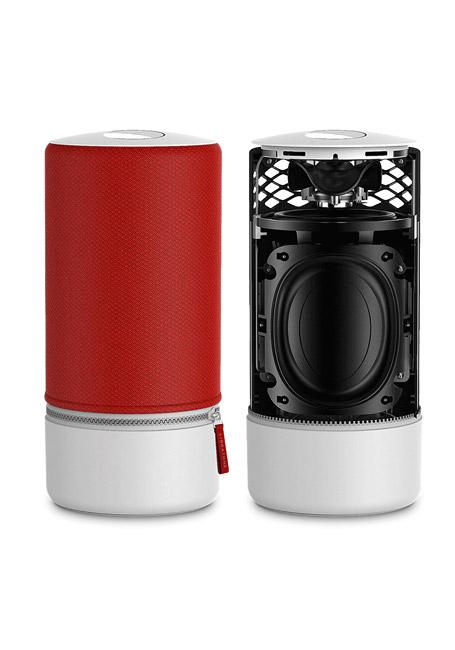 اسپیکر قابل حمل بلوتوث قابل شارژ وایرلس لیبراتون Libratone Zipp and Zipp Mini