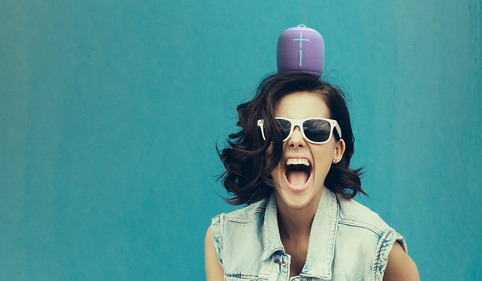 اسپیکر پرتابل بلوتوث بیسیم قابل حمل اولتیمیت ایرز یو ای واندربوم Ultimate Ears Wonderboom